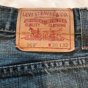 Levi's Jeans - Levi jeans, men's